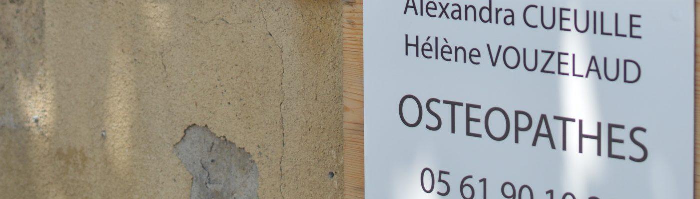 Cabinet d'Ostéopathie de Carbonne